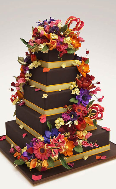 Ron BenIsrael Wedding Cakes Celebration Cakes Designer Cakes