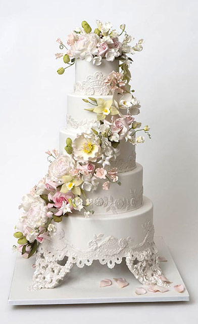 Wedding Cakes Celebration And Designer In New York